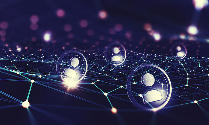 Web connection and communication