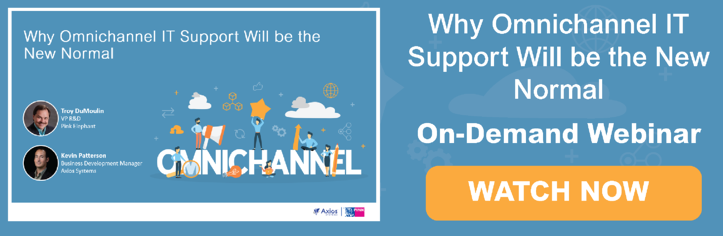 blog banner_why omnichannel IT Support will be the new normal