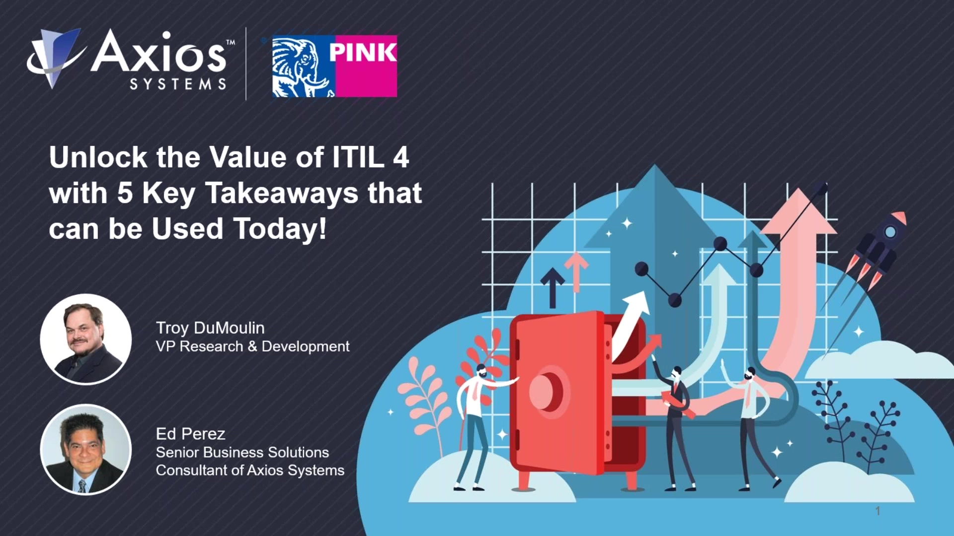 Unlock the Value of ITIL 4 with 5 Key Takeaways that can be Used Today!-thumb