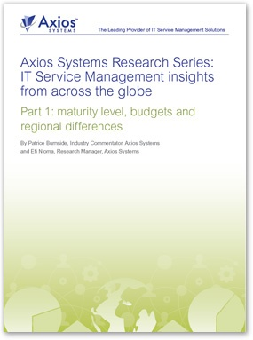 ITSM insights from across the globe