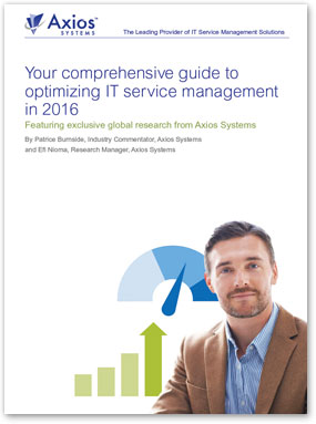 Comprehensive guide to optimizing ITSM in 2016