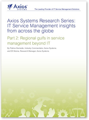 IT Service Management insights from across the globe