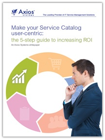 Service Catalog how to improve usability